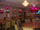 Foil balloon package 10 sets of 3 and 2 sets of 5 