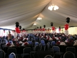 Student leavers ball, Chester Racecouse
