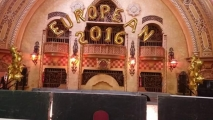 Winter gardens Blackpool dance comp