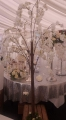 Blossom tree table standing or aisle decor
