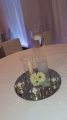 Victoria  table centrepiece £15 per table or available in any package